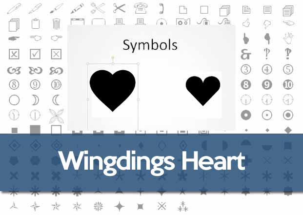 What is a unicode heart?
