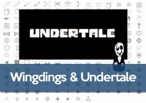 wingdings-and-undertale