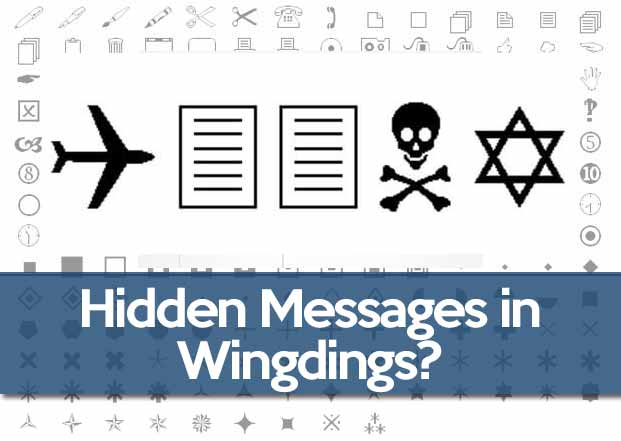 Wingdings Chart